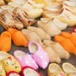 Dutch wooden clogs — Stock Photo