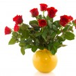 Bouquet red roses — Stock Photo #3963877