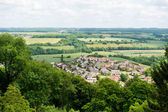 Haute-Marne in France — Stock Photo