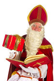 Sinterklaas — Stock Photo
