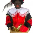 Dutch Black Piet — Stock Photo