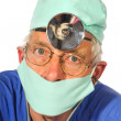 Surgeon — Stock Photo #4124542