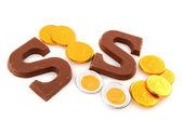 Typische sinterklaas süßigkeiten — Stockfoto