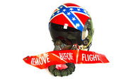 Remove before flight — Stockfoto
