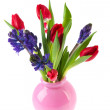 Colorful spring bouquet — Stock Photo #4535645