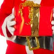 Royalty-Free Stock Photo: Gift from Santa