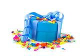 Regalo di compleanno — Foto Stock