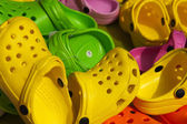 Child shoes — Stock Photo
