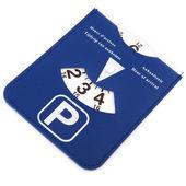 Dutch parking card — Stock Photo