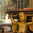 Stock Photo: Pulpit in Italichurch