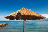 West coast from the Greek Peloponnesos — Stock Photo