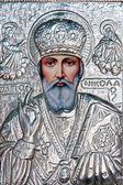 Greckim ikony religijne — Zdjęcie stockowe