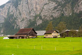 Farm house in Switzerland — Stock Photo