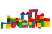 Wooden blocs — Stock Photo
