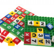 Educational toys — Stock Photo