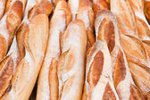 French baguettes — Stock Photo