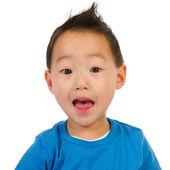 Chinese boy — Stock Photo