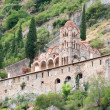 Royalty-Free Stock Photo: Byzantine church in the Greek town Mystras