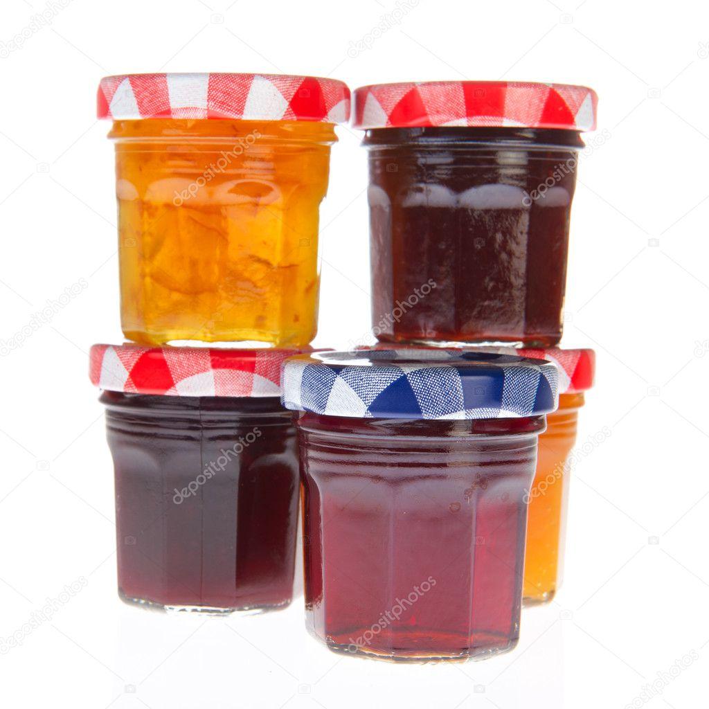 pots de confiture en verre photographie ivonnewierink 169 5139847