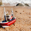 fishing boat — Stock Photo