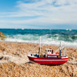 Fishing boat — Stock Photo #5266110