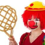 Funny clown — Stock Photo #5266132