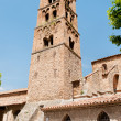 Church in Moustiers st marie — Stock Photo #5309603