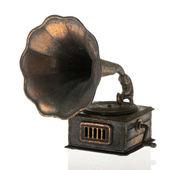 Old Grammophone — Stock Photo