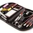 Stock Photo: Makeup case