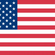 Stock Photo: Fourth Of July AmericFlag