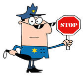 警察 — 图库照片