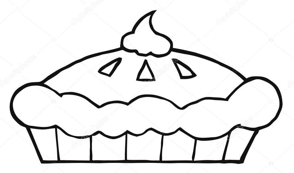 free coloring pages of cherry pie Sausage Coloring Page  Cherry Pie Coloring Page