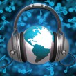 World Of Music — Stock Photo #5146705