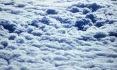 Nuvole ribollente — Foto Stock