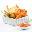 Oriental Shrimp — Stock Photo