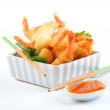 Oriental Shrimp — Stock Photo