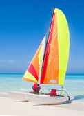 Catamaran — Stock Photo