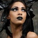 aspecto gótico indio — Foto de Stock