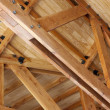 Wooden construction — Stock Photo #4763802