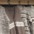 Woolen cloths — Stock Photo