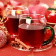 Stock Photo: Hot drink for winter and Christmas