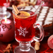 Royalty-Free Stock Photo: Hot wine punch for winter and Christmas