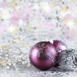 Christmas still life — Stock Photo #4405630