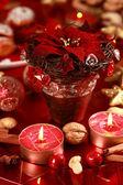 Christmas rose — Stock Photo