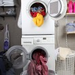 Laundry - Foto Stock