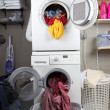 Laundry - Stock Photo