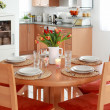 Stockfoto: Kitchen and dining room interior