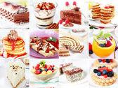 Sobremesas — Foto Stock