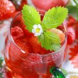 Refreshing summer drink — Stock Photo