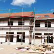 Maison Neuve en construction — Photo